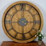 : Large wall clock with distressed wall clock with unusual wall clocks with cheap wall clocks