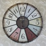 : Large wall clock with large black decorative wall clocks with kitchen large clocks with big unique wall clocks