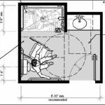 : ADA bathroom be equipped ada shower layout be equipped accessible bathroom design be equipped standard toilet seat height
