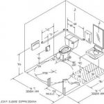 : ADA bathroom be equipped ada toilet accessories be equipped ada compliant bathroom sinks and vanities