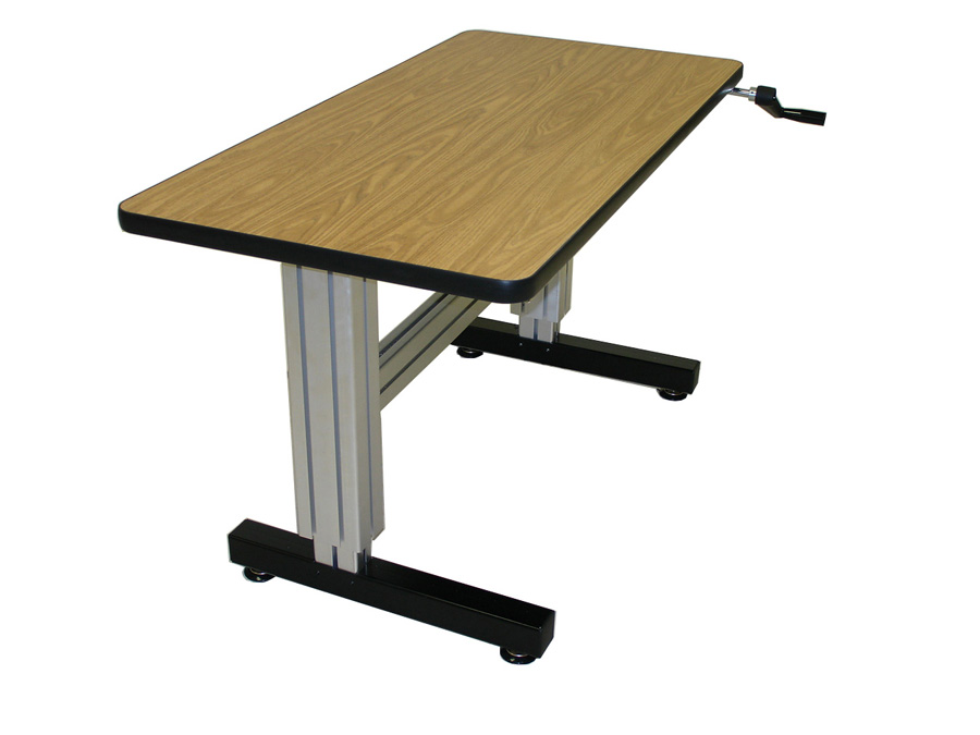 Adjustable height desk with adjustable computer stand sit stand with desktop computer standing desk with computer desk electric adjustable height