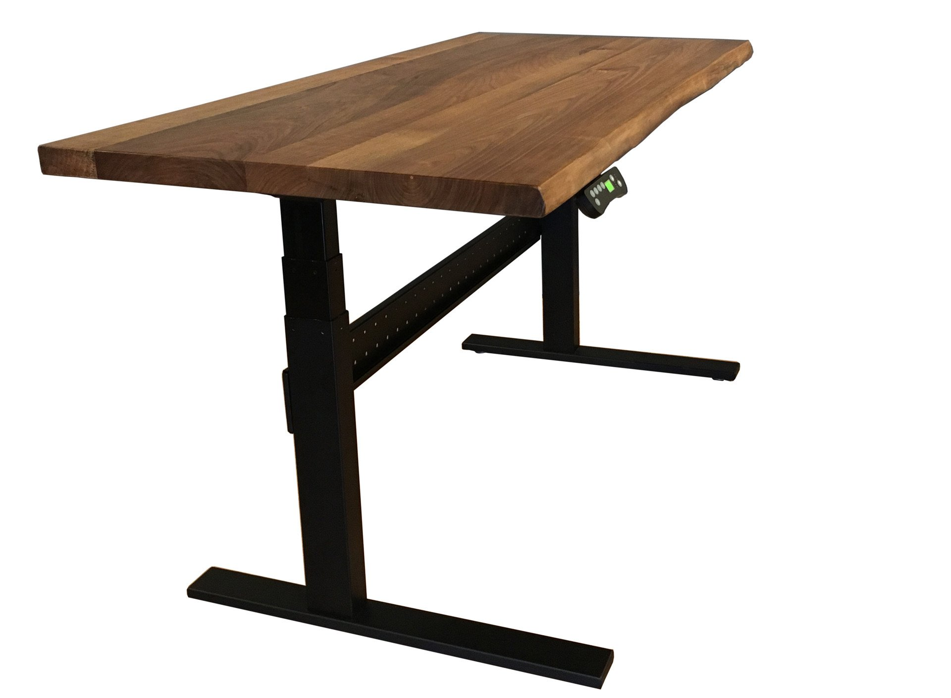 Adjustable height desk with adjustable desktop desk with variable standing desk with sit stand desktop workstation