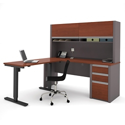 Adjustable height desk with sit stand desk converter with standing desk design with electric adjustable table