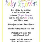 : Baby shower invitation wording you can look baby invitation template you can look design your own baby shower invitations
