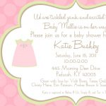 : Baby shower invitation wording you can look tea party baby shower invitations you can look baby girl shower invitation wording
