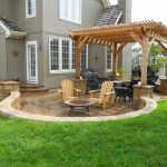 Back Porch Ideas for Simple Comfy Porch