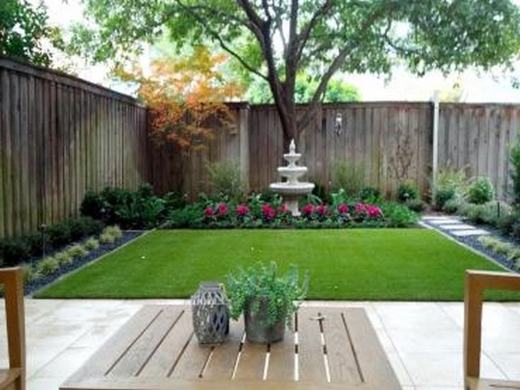 Backyard Landscaping You Can Look Backyard Landscaping Plans ...
