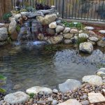 : Backyard ponds be equipped building a raised koi pond be equipped home pond ideas be equipped small pond fountain ideas
