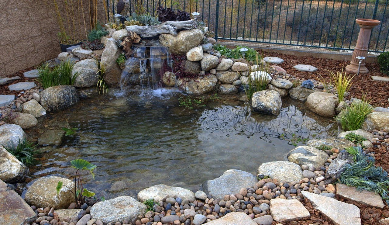 Backyard ponds be equipped building a raised koi pond be equipped home pond ideas be equipped small pond fountain ideas