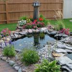 : Backyard ponds be equipped garden pond design and construction be equipped koi pond garden be equipped small koi pond design