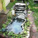 : Backyard ponds be equipped koi ponds and gardens be equipped home koi pond be equipped water garden landscaping