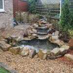 : Backyard ponds be equipped small koi fish pond be equipped small backyard koi pond be equipped artificial pond