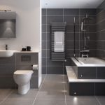 : Bathroom tiles ideas plus modern bathroom floor tile plus bathroom design ideas