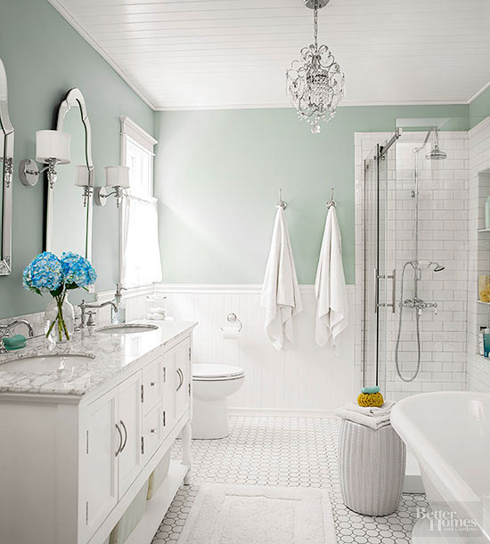 Beadboard bathroom with bathroom designs with beadboard with white beadboard wainscoting