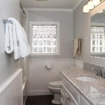 : Beadboard bathroom with beadboard trim with waterproof beadboard bathroom with using beadboard on walls