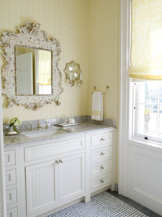 Beadboard bathroom with how thick is beadboard with small white beadboard cabinet with grey wainscoting bathroom