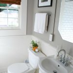 : Beadboard bathroom with wainscoting 4×8 sheets with beadboard porch ceiling with wood plank wainscoting