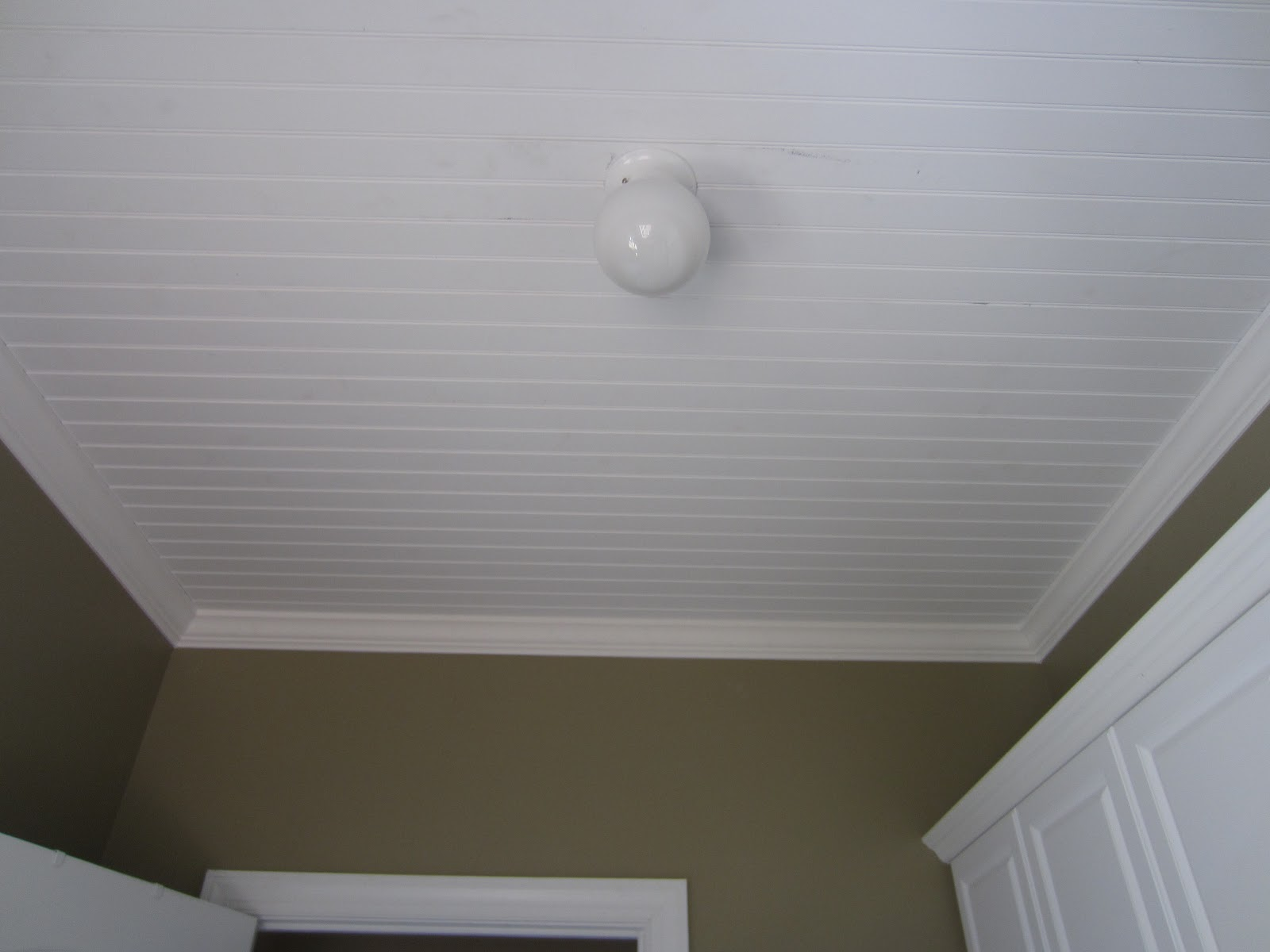 Beadboard ceiling with drop ceiling materials with beadboard living room with false ceiling panels