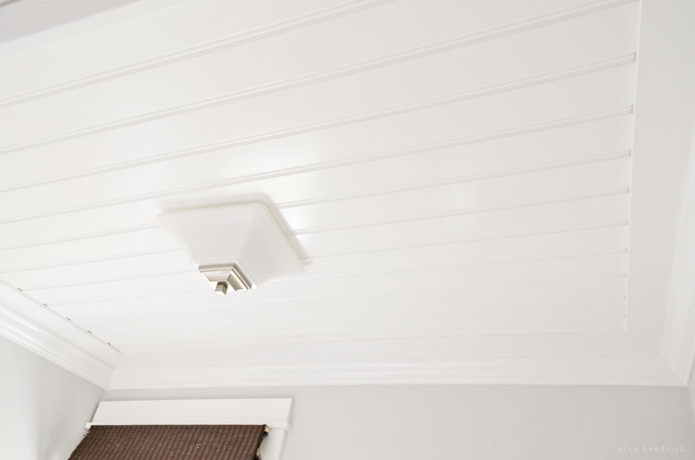 Beadboard ceiling with wood plank ceiling with vinyl beadboard ceiling planks with wood porch ceiling