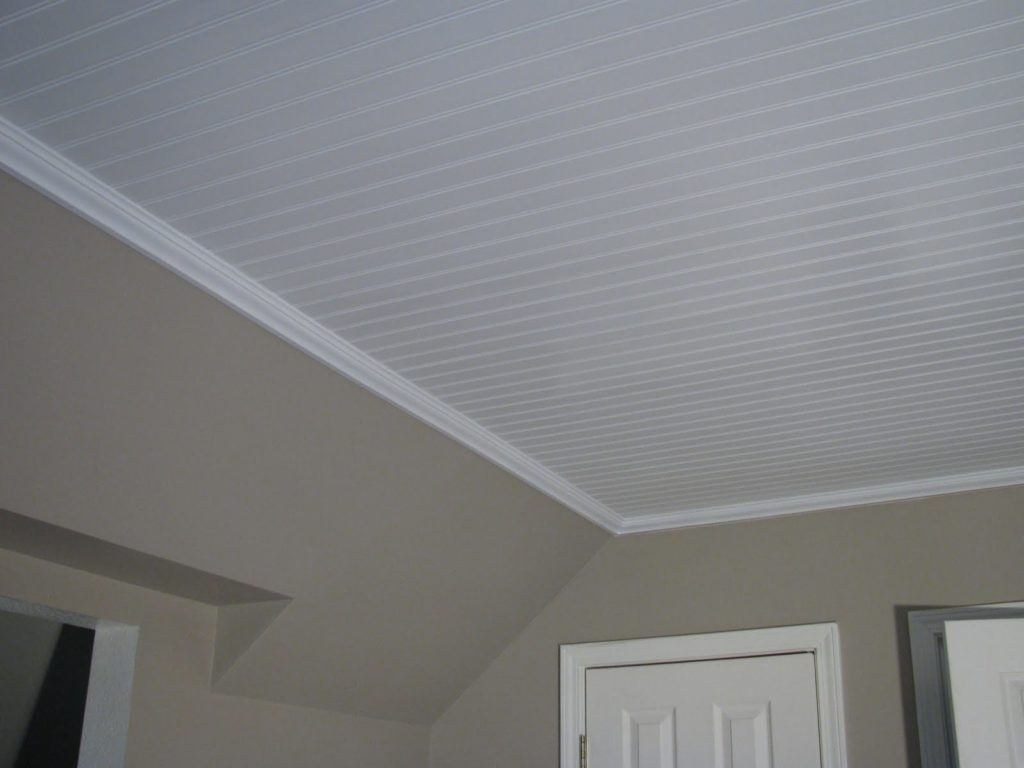 Beadboard Ceiling Installation for Your Interior: The Pros and Cons