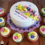 : Beautiful birthday cakes and also easy birthday cake designs and also cupcake birthday cake and also easy to make birthday cakes for adults