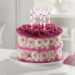 : Beautiful birthday cakes and also fondant birthday cakes and also wedding cake and also hpy bday cake