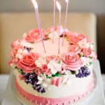 : Beautiful birthday cakes and also pink birthday cake pictures and also happy birthday cake greetings and also pretty birthday cake designs