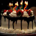 : Beautiful birthday cakes and also write happy birthday on cake and also best cake