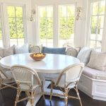 : Breakfast nook table with breakfast nook decor with 3 piece dining nook with espresso nook dining set