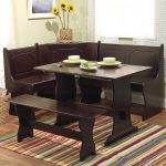: Breakfast nook table with kitchen nook table with corner breakfast nook with kitchen breakfast nook