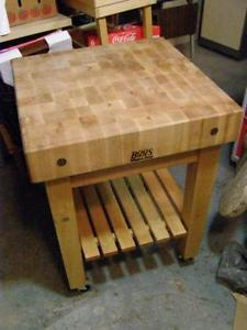 Butcher Block Table with kitchen island bench butchers block with wood block kitchen countertops