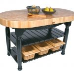 : Butcher Block Table with wood butcher block countertop with wood block table top with butcher block counter top