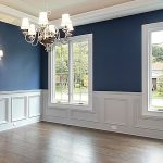 : Chair rail molding with crown molding calculator with crown molding frame with carved wood mouldings