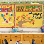 : Classroom decorating ideas and also classroom decoration ideas for teachers and also back to school decorations