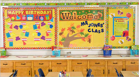 Classroom decorating ideas and also classroom decoration ideas for teachers and also back to school decorations