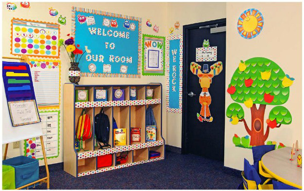 Classroom decorating ideas and also classroom design ideas and also classroom door decoration