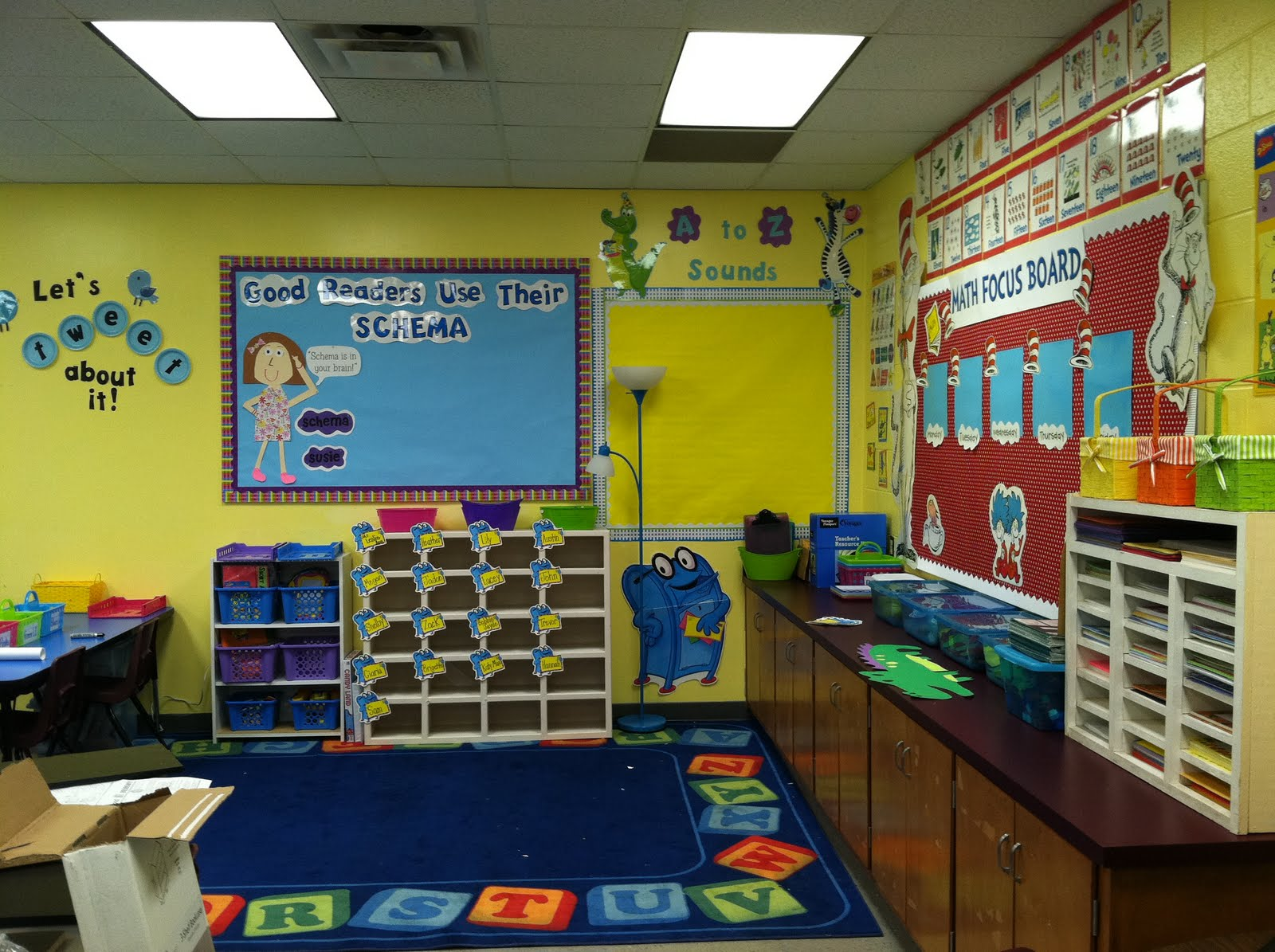 Classroom decorating ideas and also classroom furniture ideas and also teacher decorations