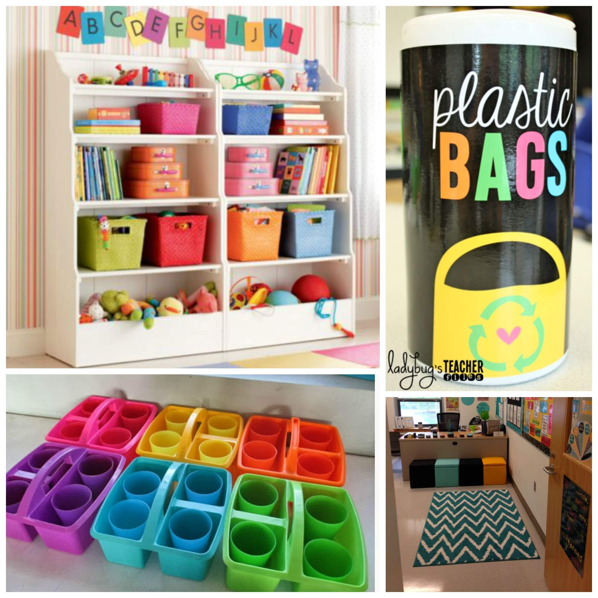 Classroom decorating ideas and also classroom themes and also school decoration