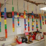 : Classroom decorating ideas and also hanging ceiling decorations for classroom and also classroom christmas decorations