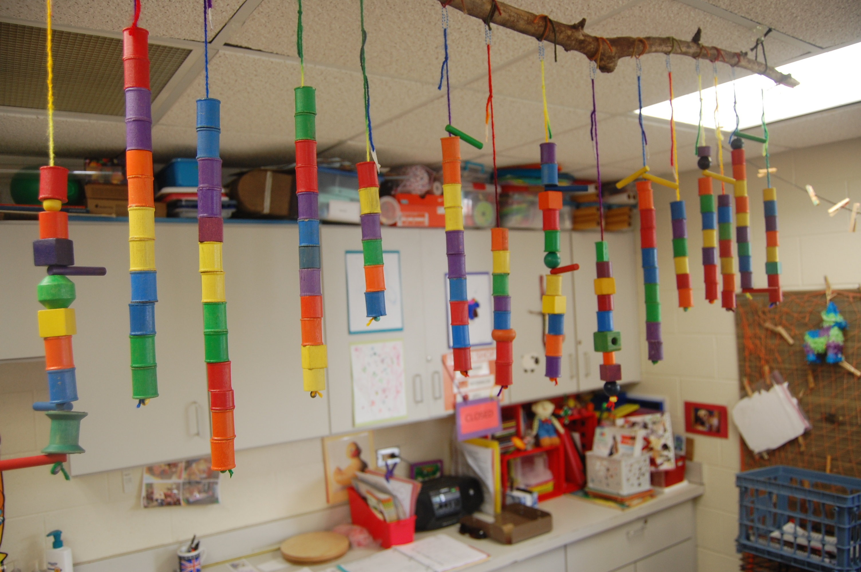 Classroom decorating ideas and also hanging ceiling decorations for classroom and also classroom christmas decorations