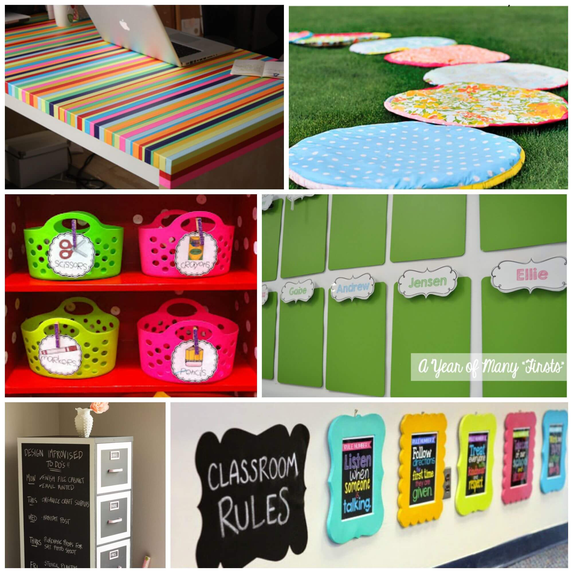 Classroom decorating ideas and also inexpensive classroom decorations and also school decoration with paper and also classroom decorations