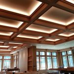 : Coffered ceiling be equipped madison ceiling tiles be equipped wood drop ceiling ideas be equipped rectangular ceiling tiles
