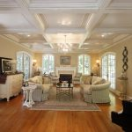 : Coffered ceiling be equipped plain ceiling designs be equipped diy coffered ceiling ideas be equipped crawford ceiling pictures