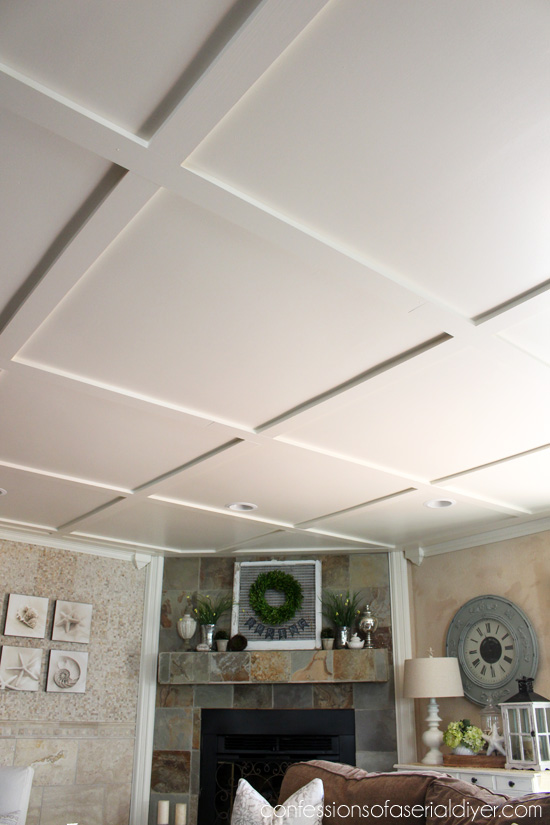 Coffered ceiling be equipped residential drop ceiling tiles be equipped ornate ceiling panels be equipped diy suspended ceiling