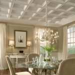 : Coffered ceiling be equipped tray ceiling ideas be equipped insulated suspended ceiling tiles be equipped suspended drywall ceiling