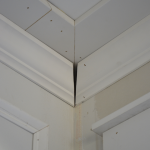 : Crown moulding be equipped deep crown molding be equipped hardwood moldings be equipped crown moulding and trim