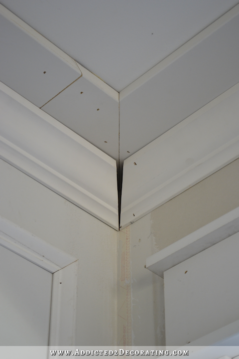 Crown moulding be equipped deep crown molding be equipped hardwood moldings be equipped crown moulding and trim