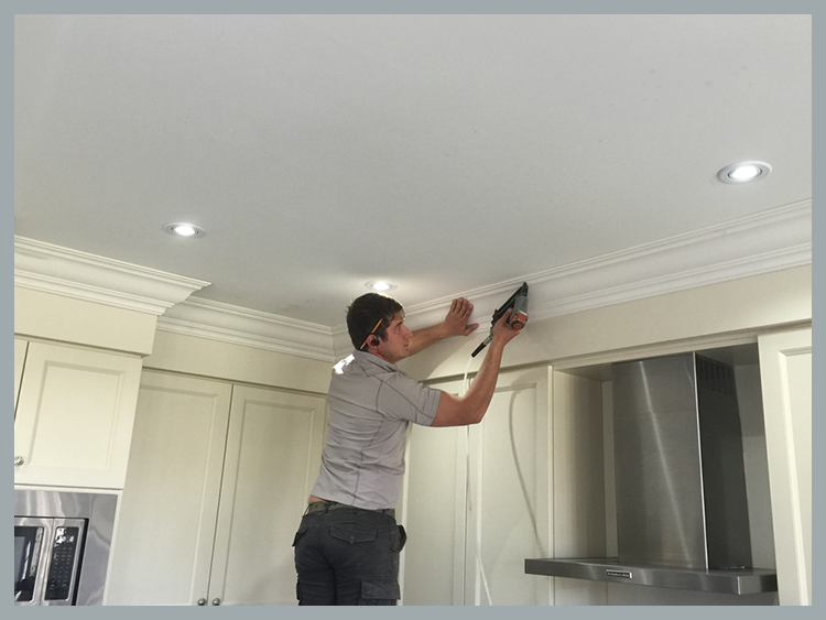 Crown moulding be equipped how to measure crown molding be equipped inexpensive crown molding be equipped cove moulding installation