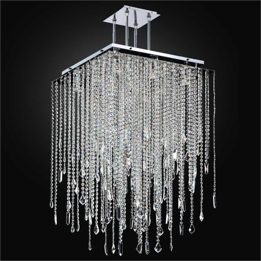 Crystal chandelier and also glass crystal chandelier and also stained glass chandelier and also long chandelier