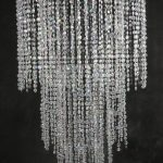 : Crystal chandelier and also teardrop chandelier and also crystal light and also lantern chandelier